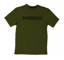 Navitas Koszulka CORE TEE GREEN