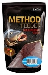 Jaxon Zanęta Method Feeder Ready 750g Kiełbasa