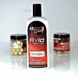 Adder Carp AVID BOOSTER 300ml -  ATOMIC