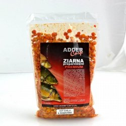 Adder Carp Ziarna preparowane Premium Hot chili&Robin Red
