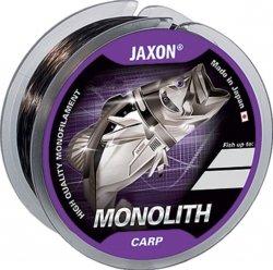 Jaxon Żyłka MONOLITH CARP 0,30mm 600m Japan