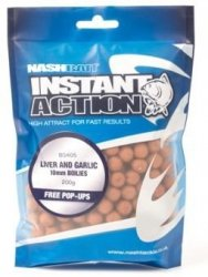 Nash INSTANT ACTION 15mm 200g - Candy Nut