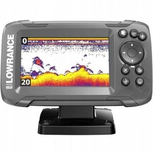 Lowrance Echosonda HOOK2  4x Bullet GPS