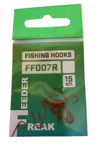 Feeder Freak Haczyki FF007R Nr 14 / 15szt