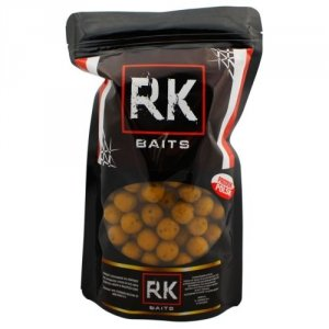 RK Baits Economy Kulki Proteinowe Ananas 18mm 1kg