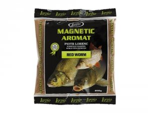Lorpio Magnetic Aromat 200g Red Worm
