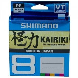 Shimano Plecionka KAIRIKI 0,315mm 300m Multicolor