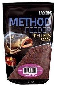 Jaxon Pellet Method Feeder Ready 2mm 500g Kwas masłowy