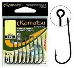 Kamatsu Haczyki Cheburashka Round Forged roz. 1/0