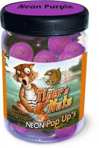 Radical Quantum kulki POP-UP TIGERS NUTS NEON 16mm + 20mm + Liquid