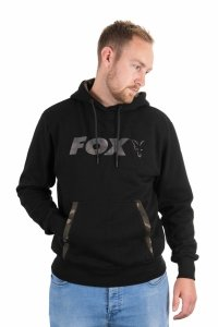 FOX Bluza Black Camo Print Hoody XL