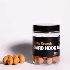 Vitalbaits Kulki Hard Hook Bait Nutty Crunch 18mm 100g