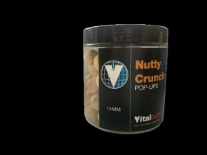Vitalbaits Kulki Pop-up Nutty Crunch 14mm 80g