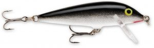 Rapala Wobler COUNTDOWN SINKING CD-5 5cm 5g Silver