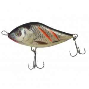 Salmo Wobler Slider 10cm/46g Wounded Real Grey Shiner