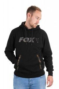FOX Bluza Black Camo Print Hoody L