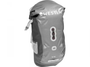 Westin Plecak W6 ROLL-TOP BACKPACK Silver Grey 40L