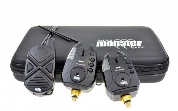 Monster Fishing Sygnalizator Brań MF-2014B 2+1 Snag Ears