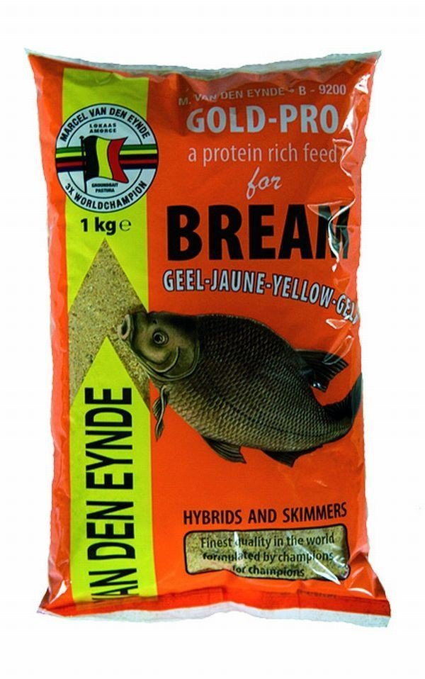 Zanęta Marcel Van Den Eynde Gold Pro Bream Yellow 1kg