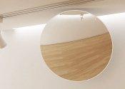 Nietłukące okrągłe lustro sklepowe - obserwacyjne 60 cm