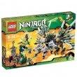 Lego Ninjago 9450 Epicka Walka Smoków