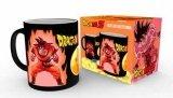 Dragon Ball Z - Kubek termoaktywny Super Saiyan