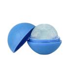 Silikonowa forma lodowa - Football 2 szt