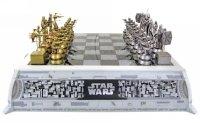 Ekskluzywne szachy Star Wars Gwiezdne Wojny