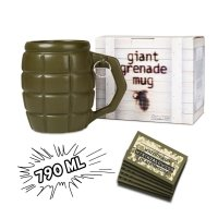 Bombowy kubek GRANAT