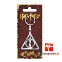 Harry Potter - Brelok metalowy Insygnia Śmierci