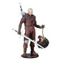 Wiedźmin - Figurka Geralt 18 cm Action Figure Wolf Armor