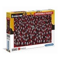 Dom z papieru - Puzzle 1000 el.