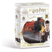 Harry Potter - Puzzle 3D pociąg Hogwart Express 180 el.