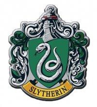 Harry Potter - Magnes na lodówkę Slytherin 5 cm