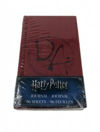 Harry Potter - Notes A6 Obrona przed czarną Magią DADA Notatnik
