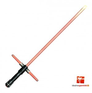 Miecz świetlny Kylo Ren - Black Series Replica 1:1 Elite Force FX Lightsaber