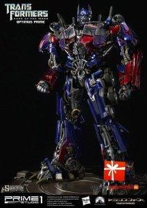 Transformers 3 - Statua Optimus Prime - 70 cm !