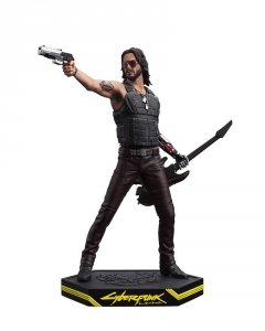 Cyberpunk 2077 - Figurka Johnny Silverhand 24 cm