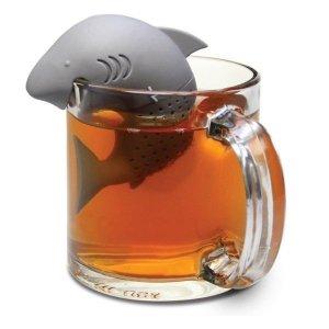 Zaparzaczka do herbaty i ziół - Rekin