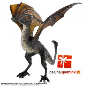 Game of Thrones Sculpture Drogon Baby Dragon 12 cm