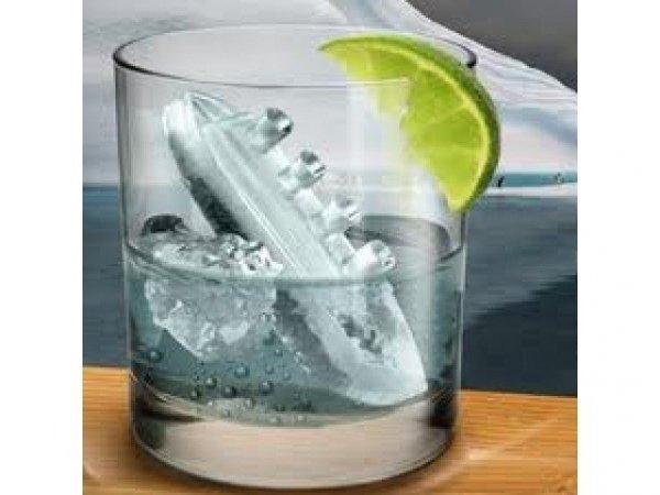 Silikonowa forma lodowa - Titanic