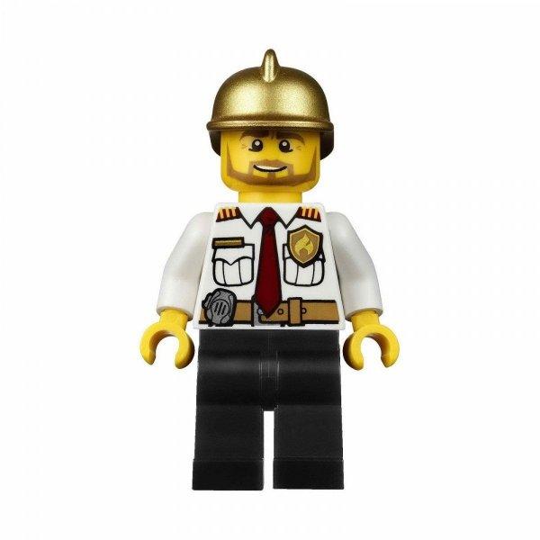 Lego City 60004 - Remiza Strażacka