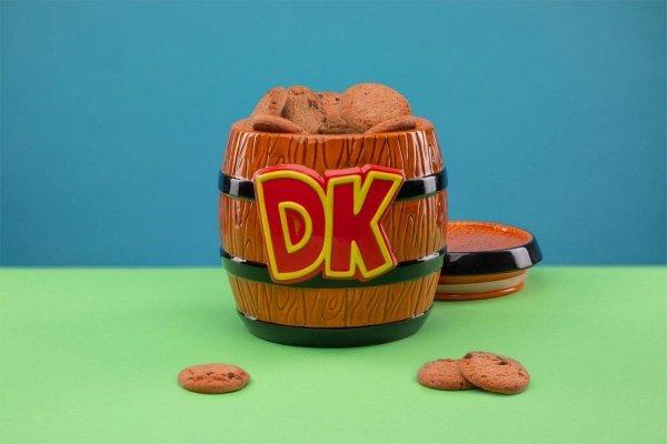 Super Mario - Pojemnik na ciastka Donkey Kong