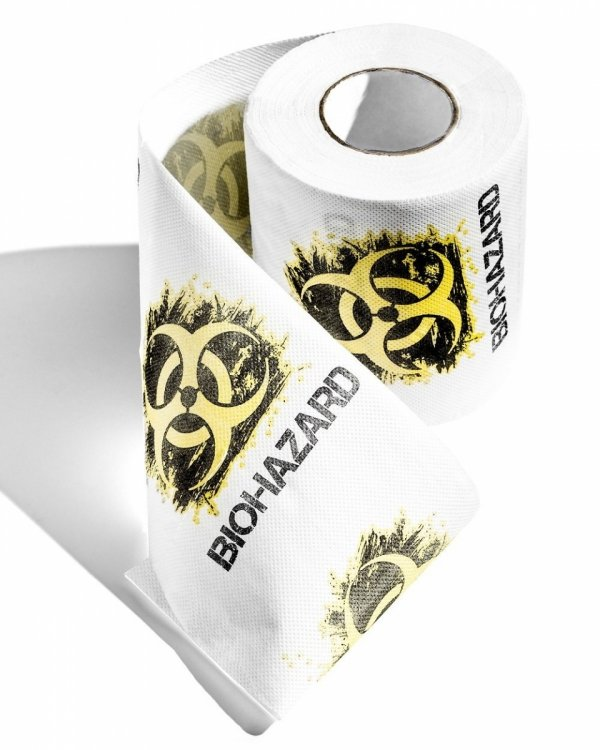 Papier toaletowy Biohazard XL