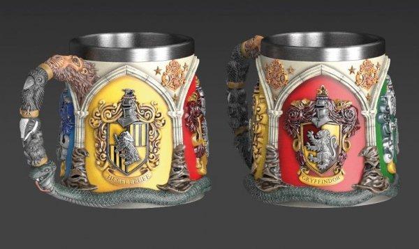 Harry Potter - Kubek domy Hogwart 3D