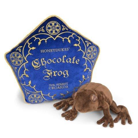 Harry Potter - Maskotka czekoladowa żaba poduszka
