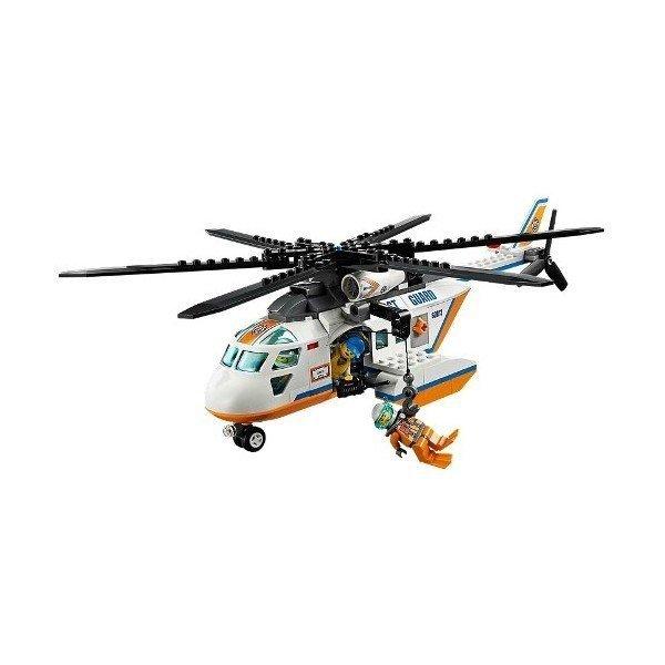 Lego City 60013 - Helikopter Straży Przybrzeżnej