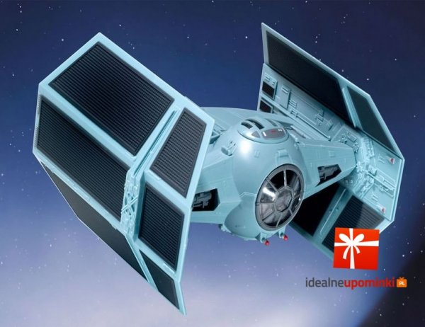 Darth Vader Tie Fighter - Gwiezdne Wojny 16 cm Revell EasyKit Star Wars