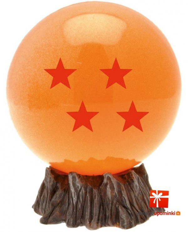 Dragon Ball - Skarbonka smocza kula 9 cm
