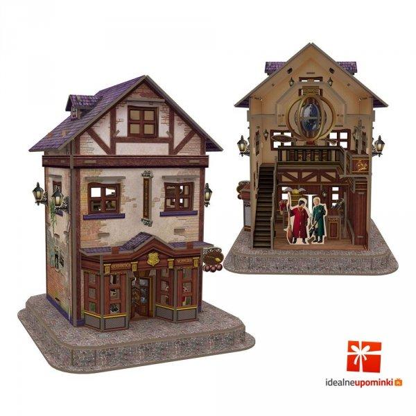 Harry Potter - Puzzle 3D zestaw ulica Pokątna 273 el.